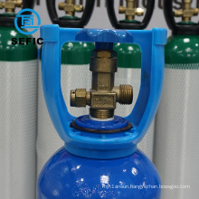 Price Portable Oxygen Bottle Aluminium High Direct Factory 8L/6.3L Small Portable High Quality Ambulance Oxygen Cylinder SEFIC