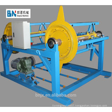 High quality hydraulic double automatic steel coil decoiling machine/steel coil decoiler