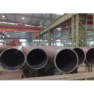 EN10219 astm A500 Welded Steel Pipe xxs