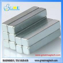 Neodym F12X2X2mm Seltenerd-Block-Magnet