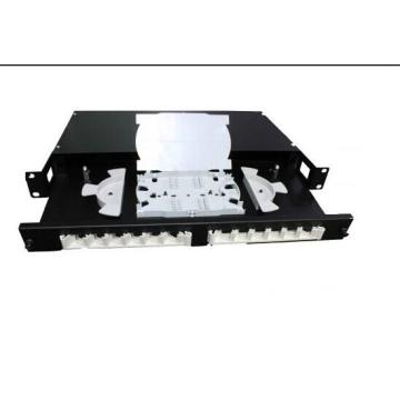12 Port Fiber Cable Patch Panel