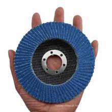 Fibra de vidro Backing Abrasive Flap Disc