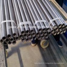 ASTM B338 Gr2 titane Pipe sans couture