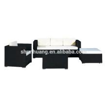 cheap outdoor furniture with sofa garden wicker sofa chair