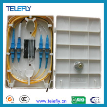 Indoor 4-Core FTTH Access Terminal Box
