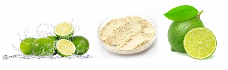 Green Lemon Extract Powder