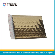 Metallic Poly Bubble Mailing Tasche