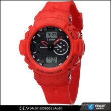 Relógio digital colorido para esporte, relógio de gênero masculino