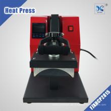 CP2815 Neuer Zustand Manuelle Kappe Heat Press Transsfer Maschine
