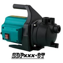 (SDP600-3T) Portátil de escorvamento automático da bomba de irrigação com Conexão de mangueira de jardim