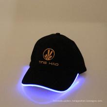 wholesales new design led hat / cotton led cap and hat light good price / fashion cap led