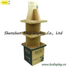 Ketle Water Jug Water Bottle Paper Display Stand (B&C-C033)