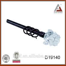 D19140 vástago de fibra óptica varillas de cortina