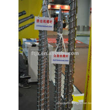 A New Generation of High Efficiency Single Screw Extruder
