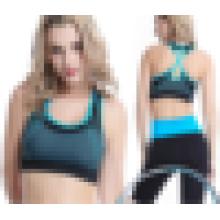 Neue Ankunfts-reizvoller Kran-nahtloser im Freiensport-Unterwäsche-moderner Entwerfer-Sport-Büstenhalter für Frauen