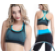 New Arrival Sexy Crane sem costura Outdoor Sports Underwear Fashionable Designer Sports Bra para as Mulheres