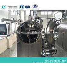 Em grande escala vácuo secagem forno quente venda