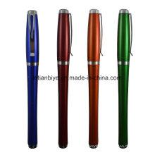 Bolso de regalo de promoción de diseño nuevo, bolígrafo de gel de plástico (LT-C749)