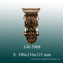 High Quality Polyurethane Corbel for Interior Decoration