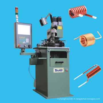 Machine d'enroulement à bobines sans fil multi-axes automatiques pour Bobines à racine d'air ronde et rectangulaire multi-couches