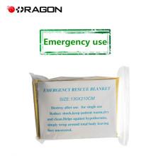 DW-EB01 Buy emergency foil blanket shelter