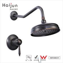 Haijun China Manufacturer Single Handle Thermostatic Bathroom Shower Faucet