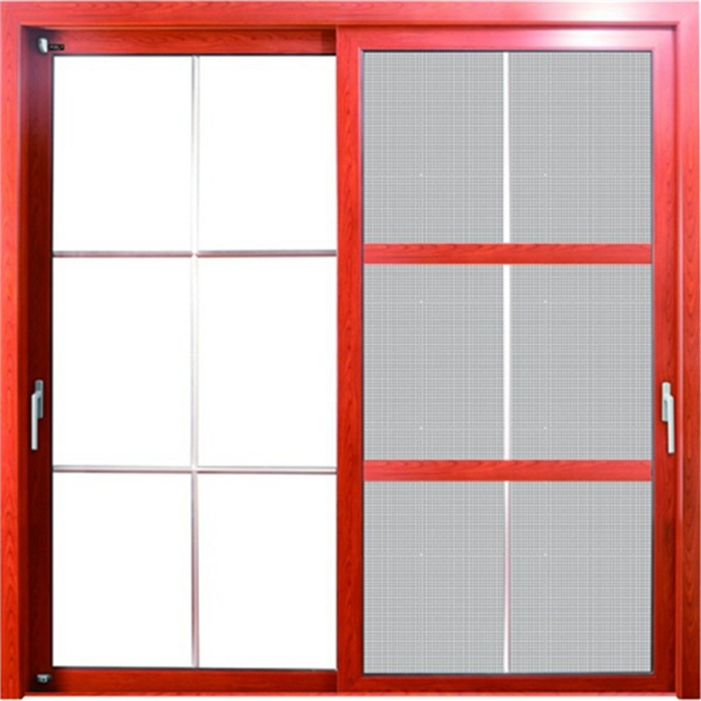 Aluminum Security Screen Doors