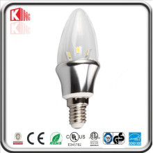 High Quality 3W COB E14 LED Candle Light