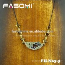Neue Ankunft 2015 Winter Leder Seil Halskette für Männer