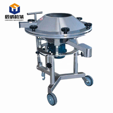 high frequency vibrating screen for seriflux product