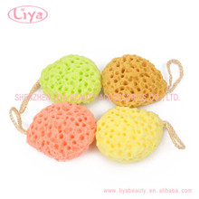 OEM fashion body bath and cleaning sponge