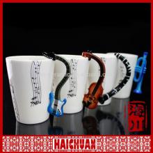 HCC hot sell promotion ceramic tea infuser mug