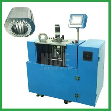Highly active improved stator inslot insulation paper inserting machine for motor winding