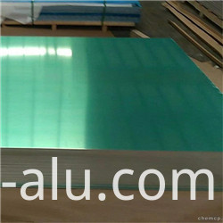 aluminum sheet insulation