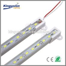 12v / 24v U-forma Alu LED Rigid barra alumínio branco levou bar