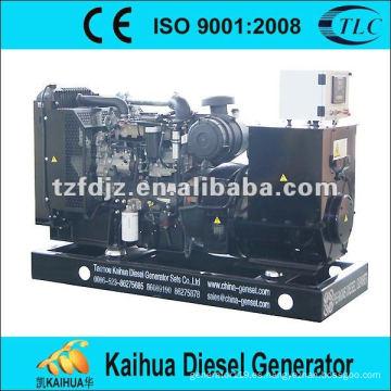 184kva accionado por generadores de tipo abierto perkins