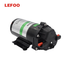 LEFOO 2021 Standard  50-100G Reverse Osmosis Diaphragm Booster Pump for Water Purifier booster pump for reverse osmosis 50 gpd