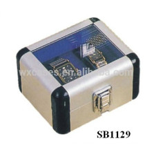 aluminum watch boxes wholesale for 2 watches