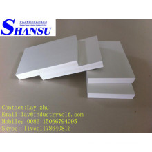 Panneau de signe de PVC, panneau de mousse de PVC à haute densité de province de Shandong