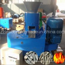 Mini Rice Husk Pellet Hacer Máquina / Prensa de Pellet Utilizado para Fabricar Pellets de Serrín