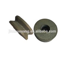OEM price SGS lost wax alloy steel precision casting spare part