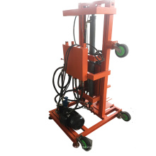 Portable Water Well Drilling Machine/Electric Lift Drilling Machine