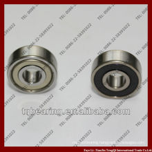 Good sales! plastic deep groove ball bearing 6304