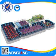 Multifunction Indoor Trampoline