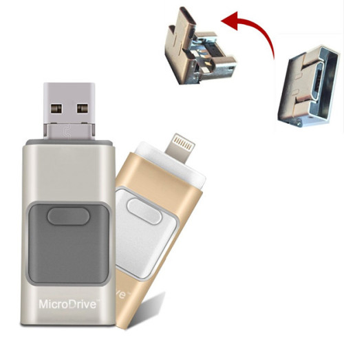 OTG Dual USB Stick für iphone