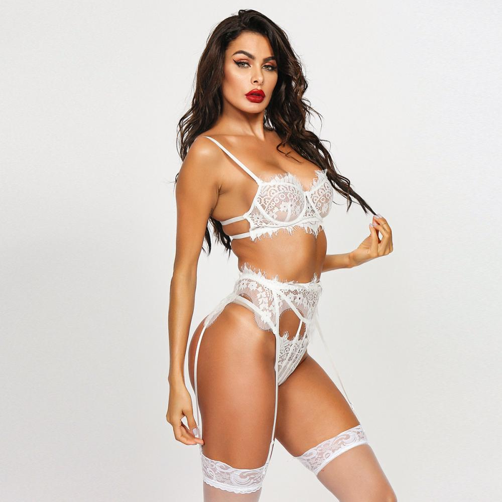 White Lace Lingerie