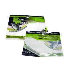 Factory Customized Print Fishing Worm Bait Bags Fishing Bait Packing Fishing Lure Bag Pack