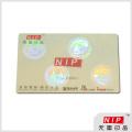 Security Anti-fake Id card Hologram Sticker with Company Logo