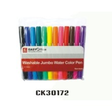 Jumbo washable water color pen for kids