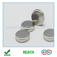 D 18 mm Magnete nickel